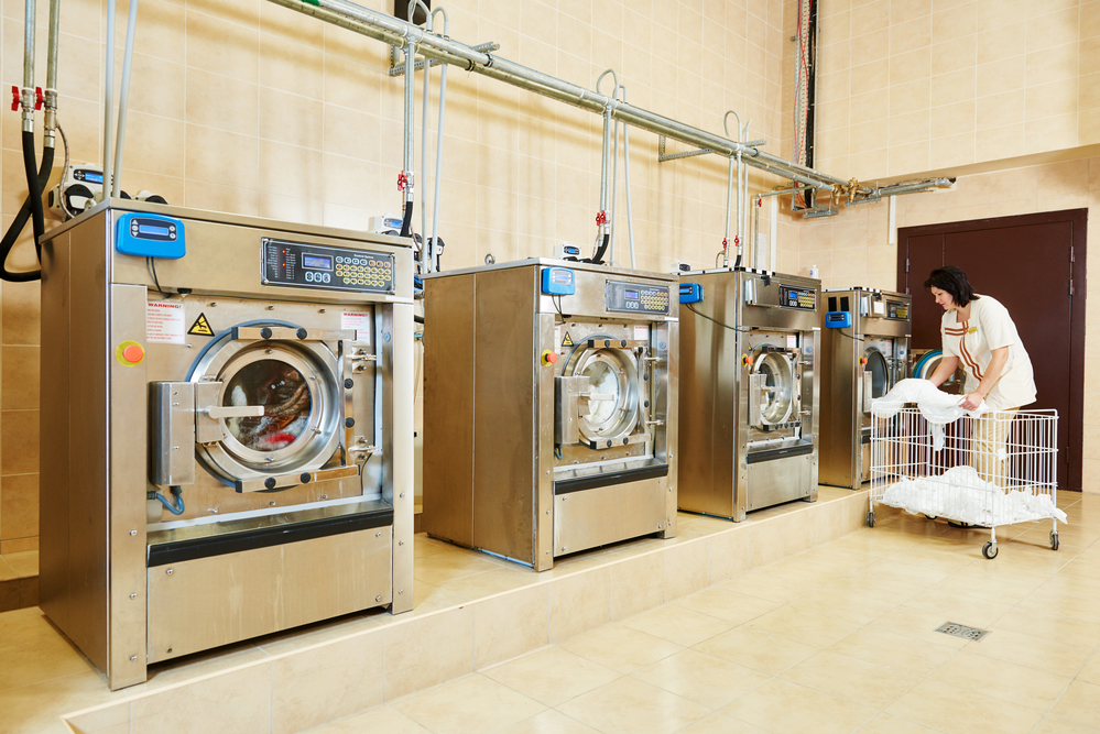 5 Ways to Lower Commercial Laundry Costs