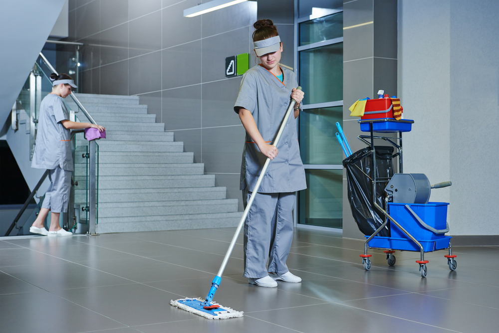 How Dust Control Products Create A Healthy Environment For Your Employees & Customers