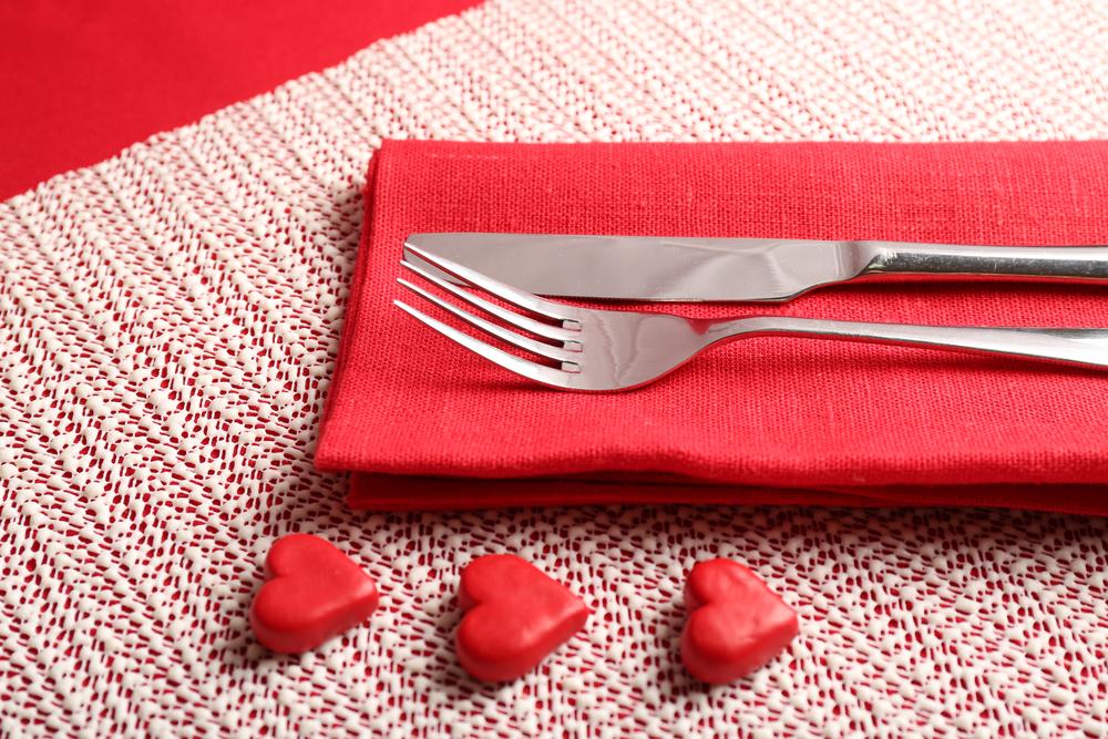 Valentine S Day Restaurant Linen Decoration Ideas Wilkins