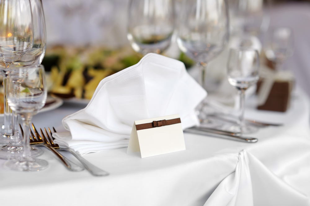 Linens and Catering: Stepping Up Your Game