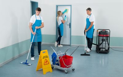 Creating an Organized and Efficient Janitorial Closet