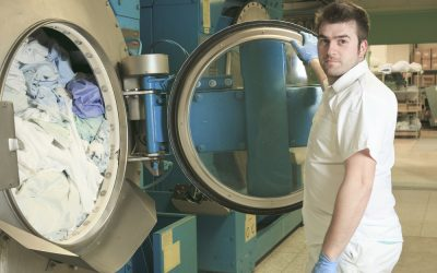 3 Trends in Commercial Laundry Service