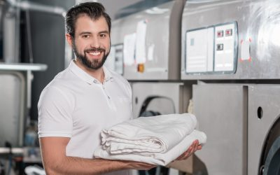 How Commercial Laundry Service Works