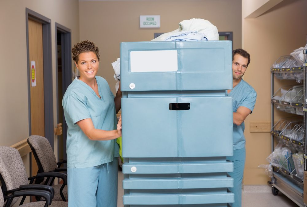 3 Reasons Your Hospital Should Use a High-Quality Linen Service