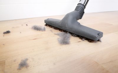 3 Ways to Prevent Dust Build-Up in a Room
