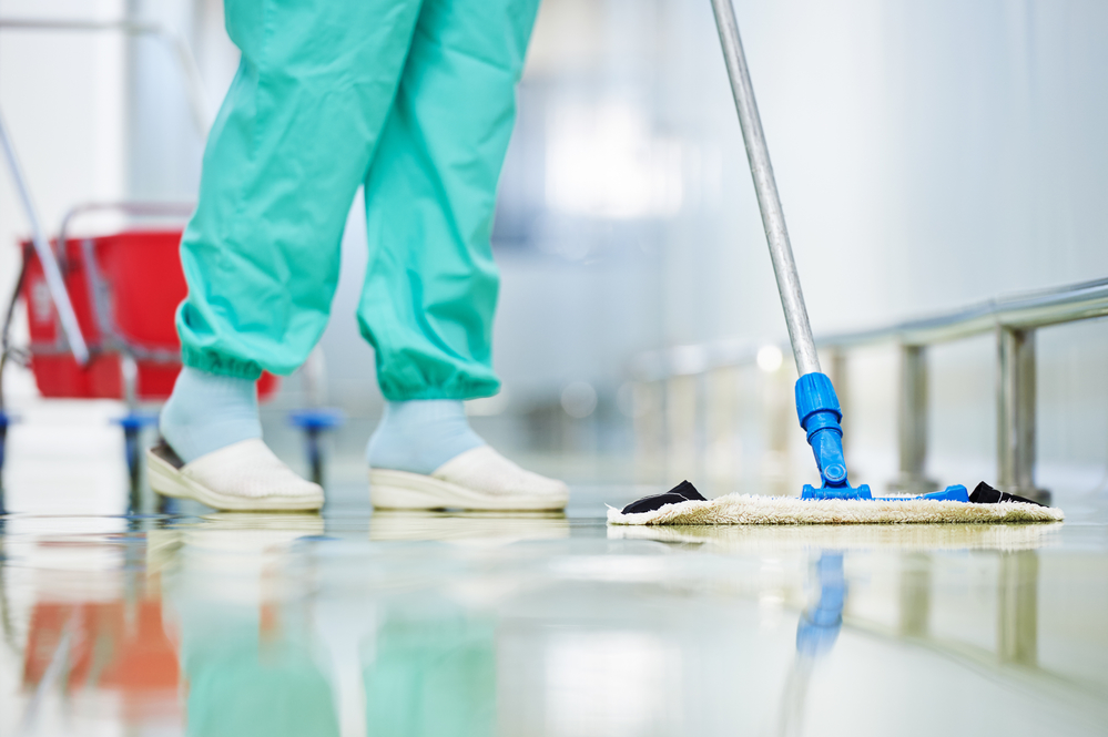3 Dust Control Solutions in Health Care Facilities