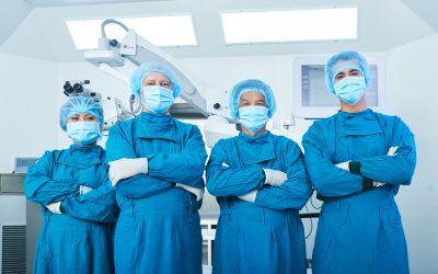Texas Medical Uniform Service Excellence by Wilkins Linen